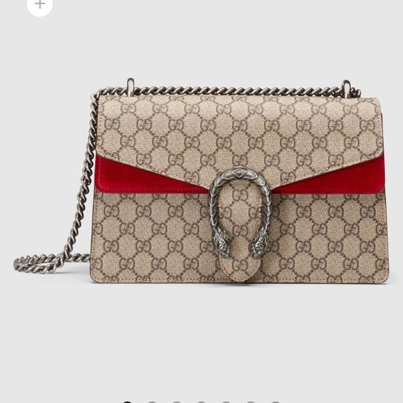 6e4ae4147b51 Gucci Bags | Reserved Dionysus Small Gg Shoulder Bag | Poshmark